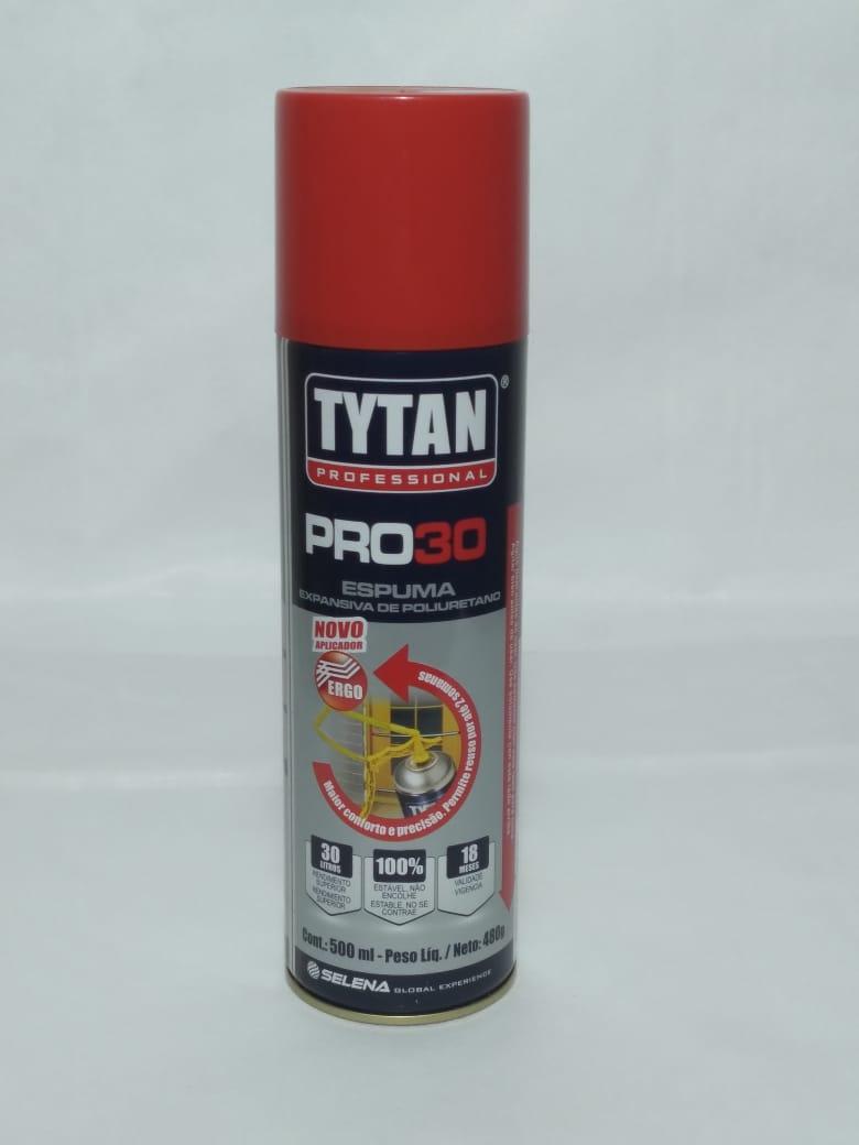 Espuma Tytan Pro-30 500ml/480g