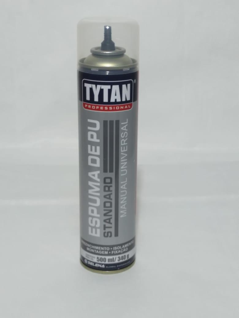 Pu Espuma Expansiva Tytan – 340gr – 500ml