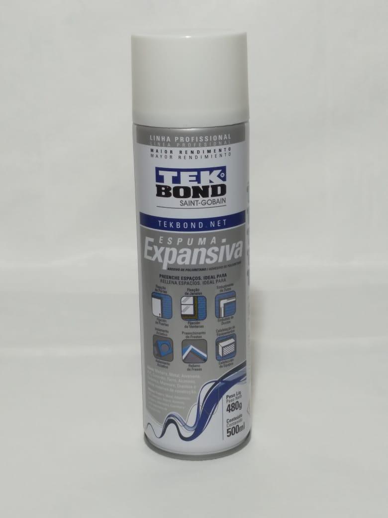 PU Espuma Tek Bond – 480gr – 500ml