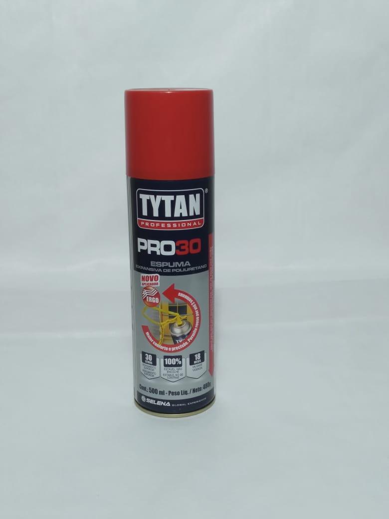 PU Espuma Tytan PRO30 – 480gr – 500ml
