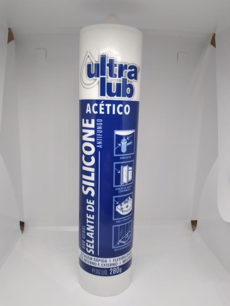 Silicone Acetico Ultralub – 280gr