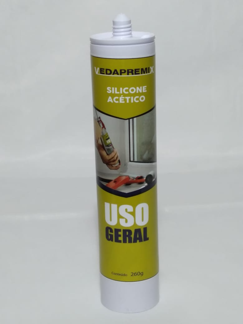 Silicone Acetico Vedapremix – 260gr