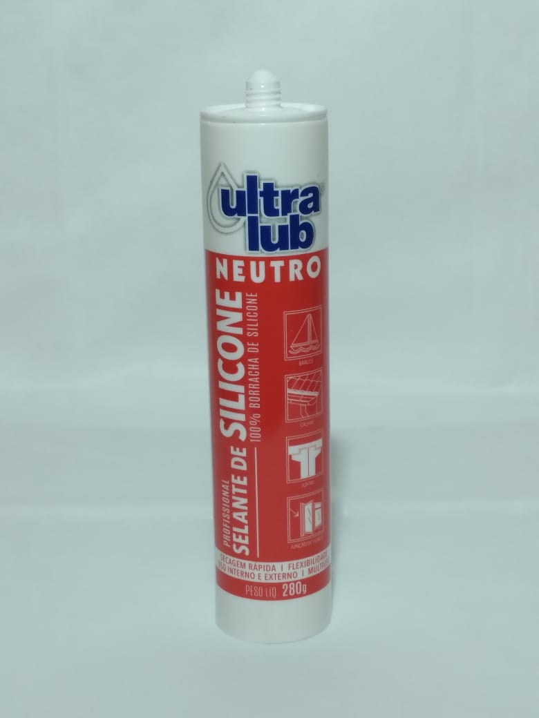 Silicone Neutro Ultralub – 280gr